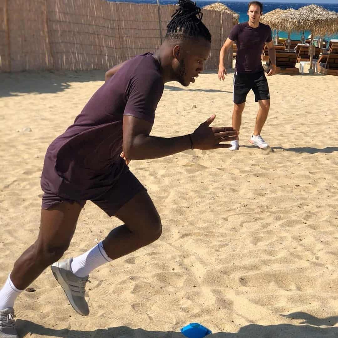 michy-batshuayi-athletic-training-xavier-frezza-coaching-sportif-lyon